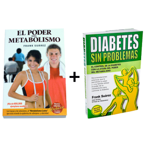 El Poder del Metabolismo y Diabetes Sin Problemas
